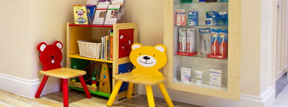 Children's Dentistry Stafford