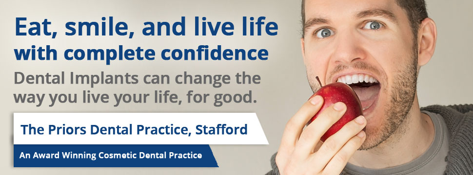 Dental Implants in Stafford