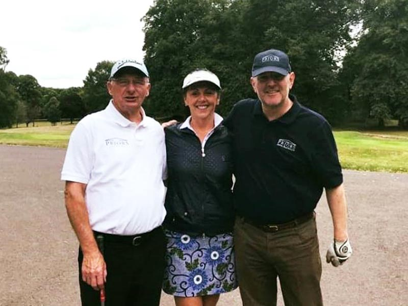 Brocton Hall Golf Club Pro Am