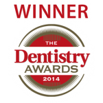 The Dentistry Awards 2014 - Best Patient Care Midlands