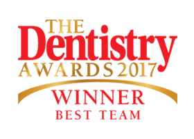 The Dentistry Awards 2017 Winner of Best Team