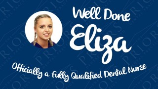 Well Done Eliza Hill!