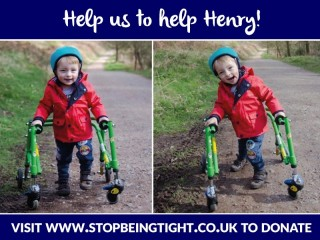 Help us to help Henry!