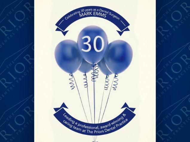 Mark Emms Anniversary