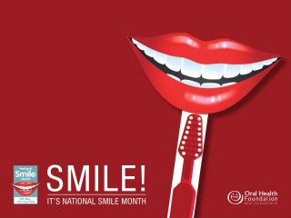 National Smile Month 2018