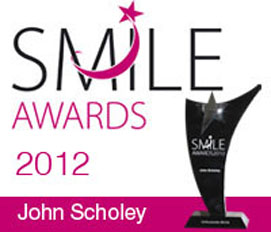 Award Winning Orthodontist John Scholey
