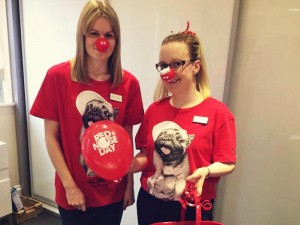 Red Nose Day 2017 at The Priors Dental Practice
