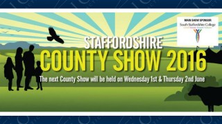 The Priors at Staffordshire County Show 2016