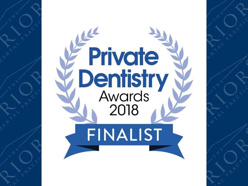 The Private Dentistry Award 2018